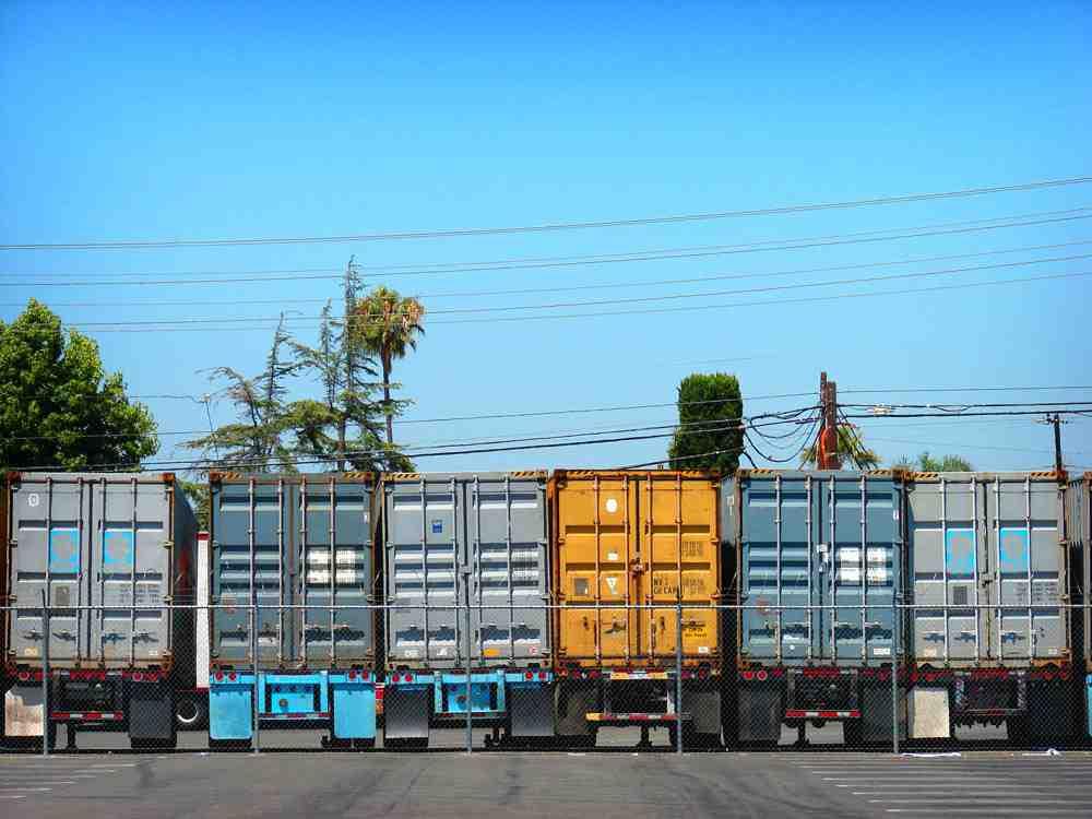 Monitoring GPS Przyczep, naczep i ładunków ciężkich