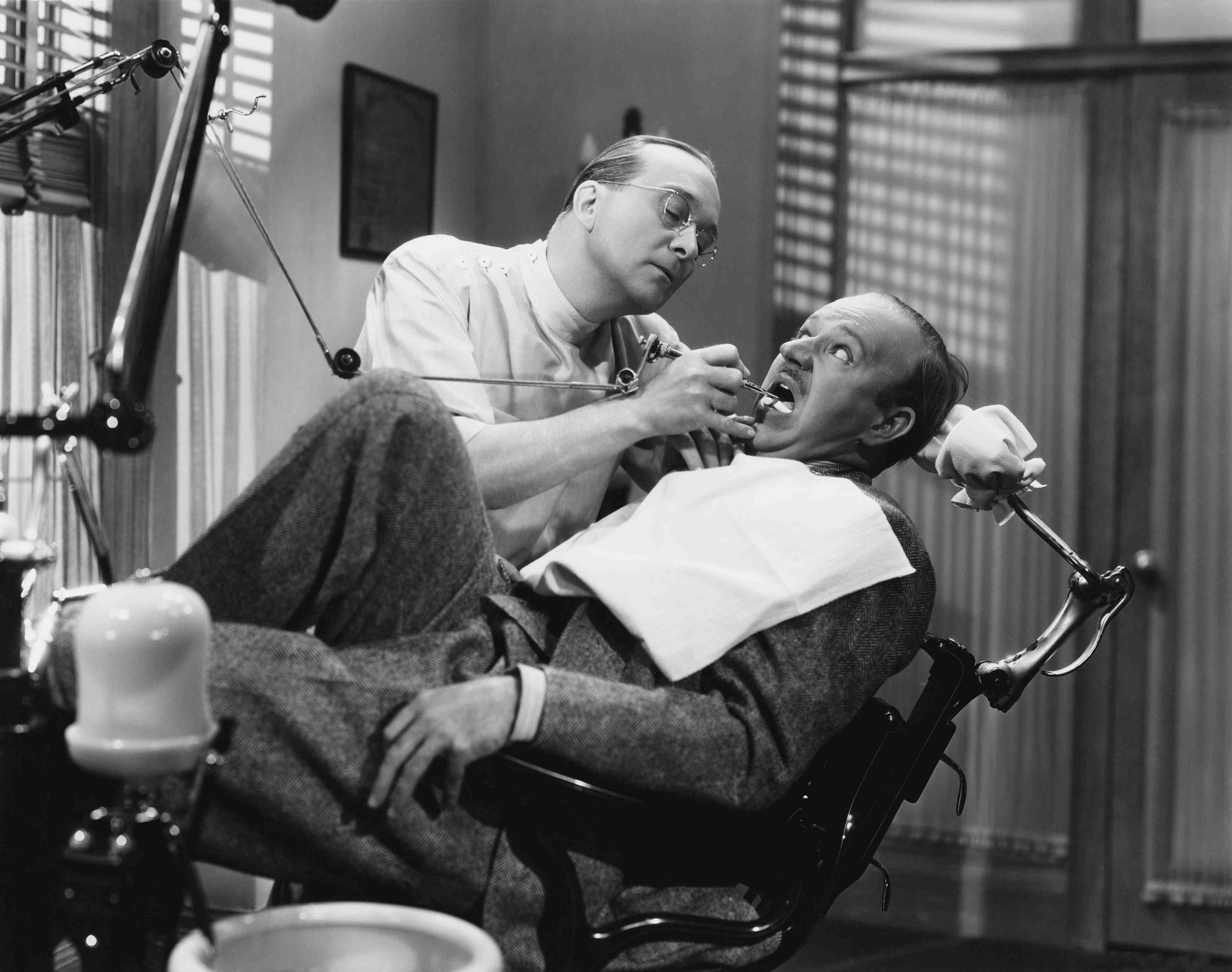 Dentysta - retro zdjęcie - Twój abonament wygasł