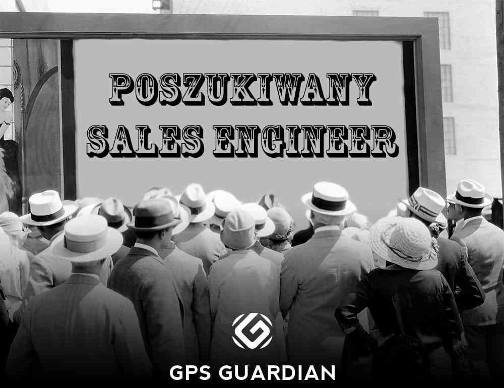 sales engineer gps guardian