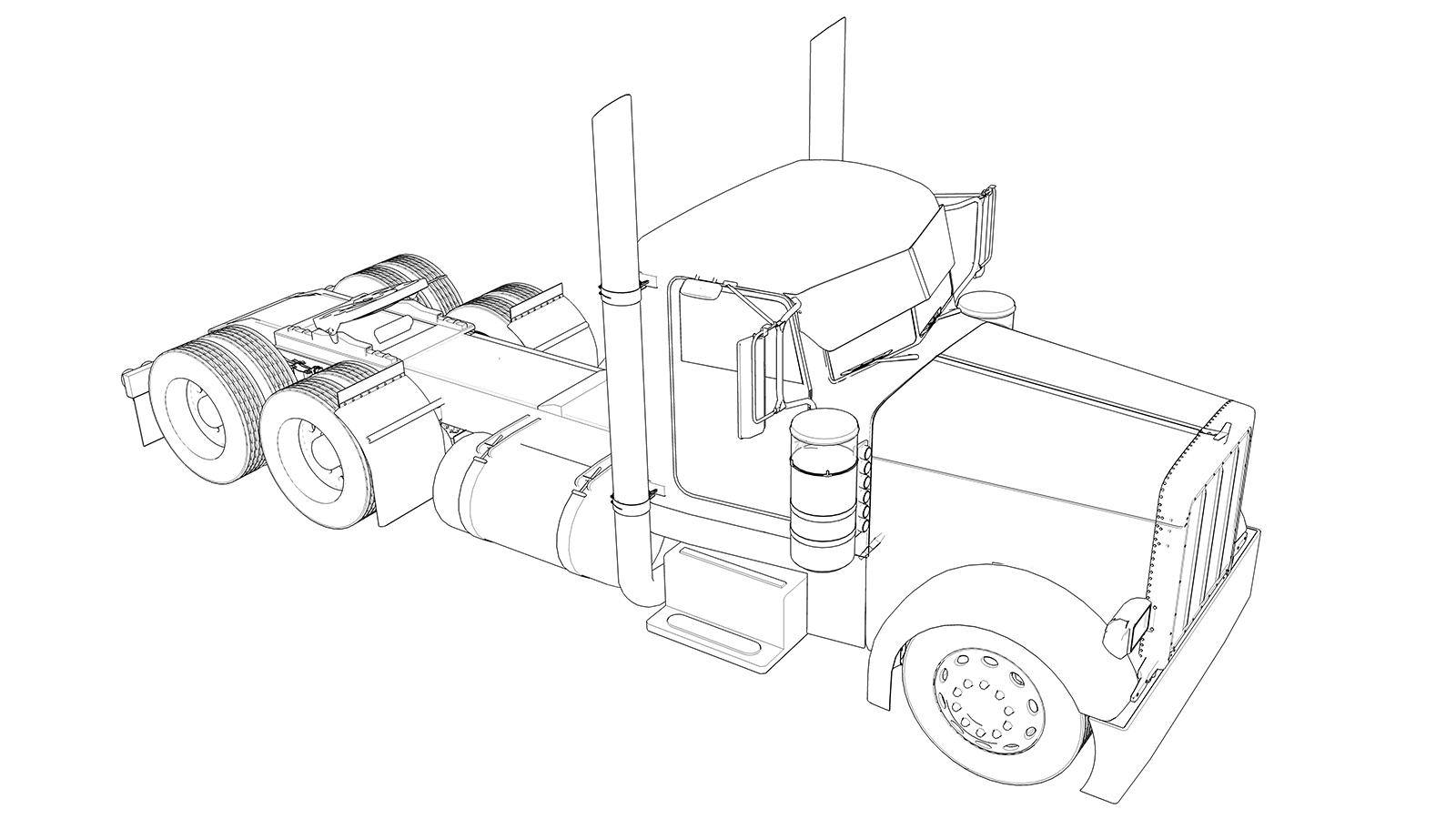 Opcjonalne funkcjonalności monitoringu GPS pojazdów ciężarowych